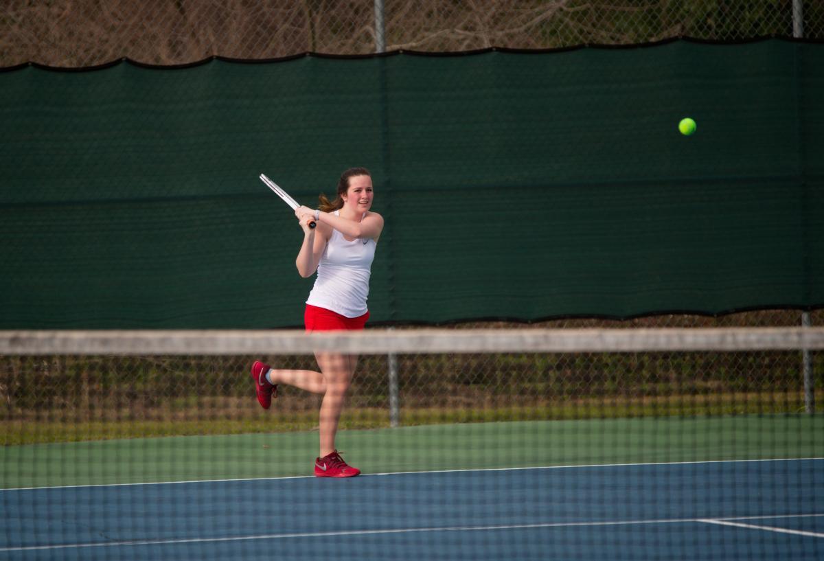 BHS v Thomasville Tennis 2020 14