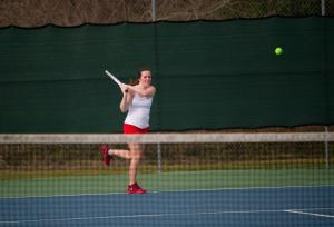 BHS Tennis teams have hit the courts